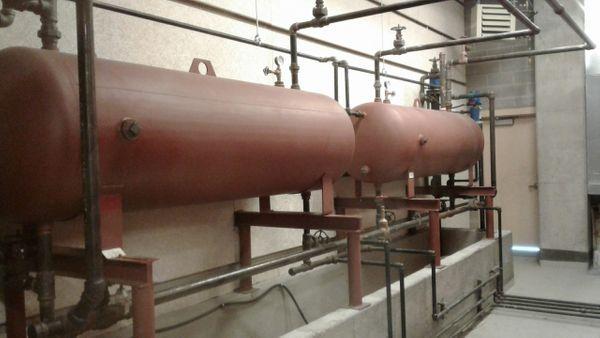 Boiler installation Toronto Barrie Ontario Pipe Welding