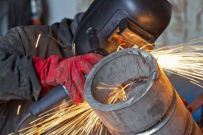 Pipe welding, welder Toronto, ontario