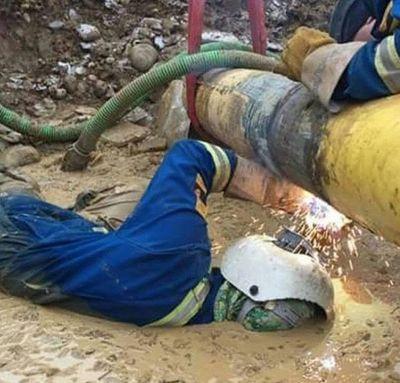 Pipeline welding Pipe Welding