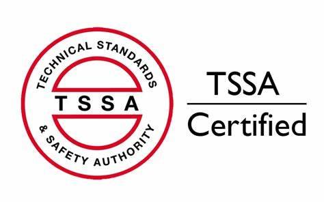 TSSA Certified Ontario