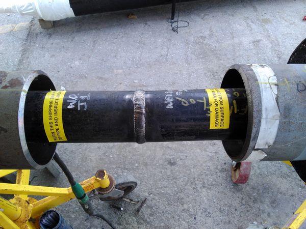 pipeline welding ontario toronto barrie newmarket